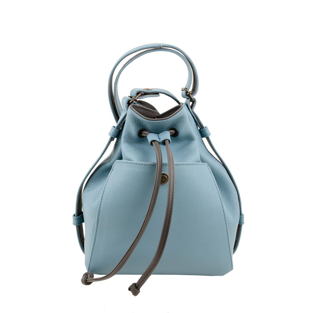 Jenny niagra across body leather bag