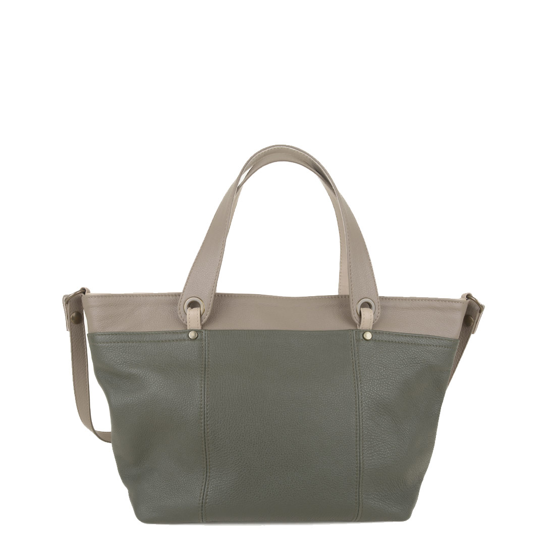 Lucy Loden Leather Tote Bag