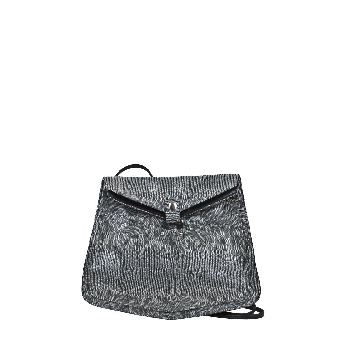 Urban Courmayeur Leather Across Body Bag