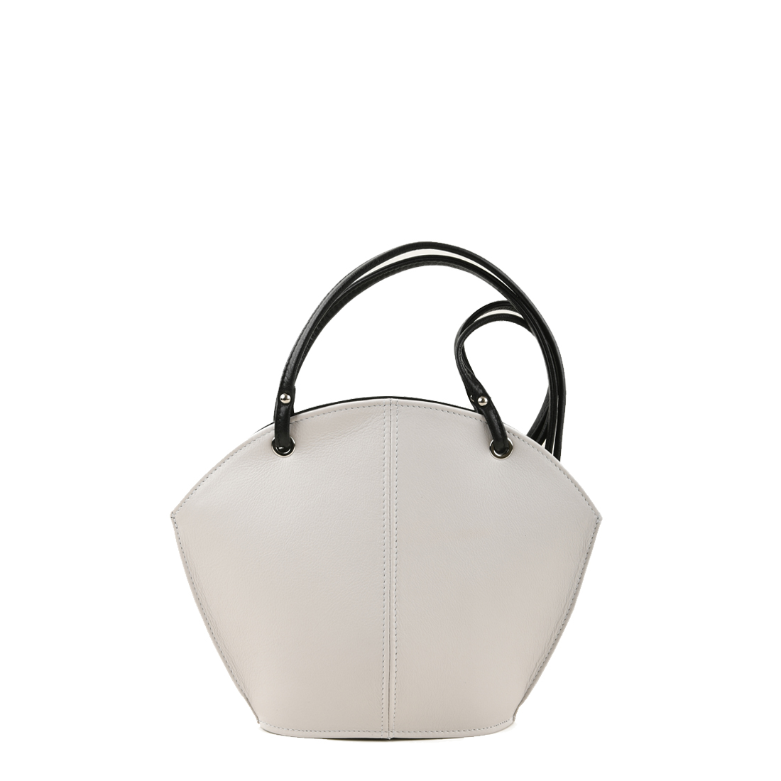 Ava Polvere Leather Shoulder Bag