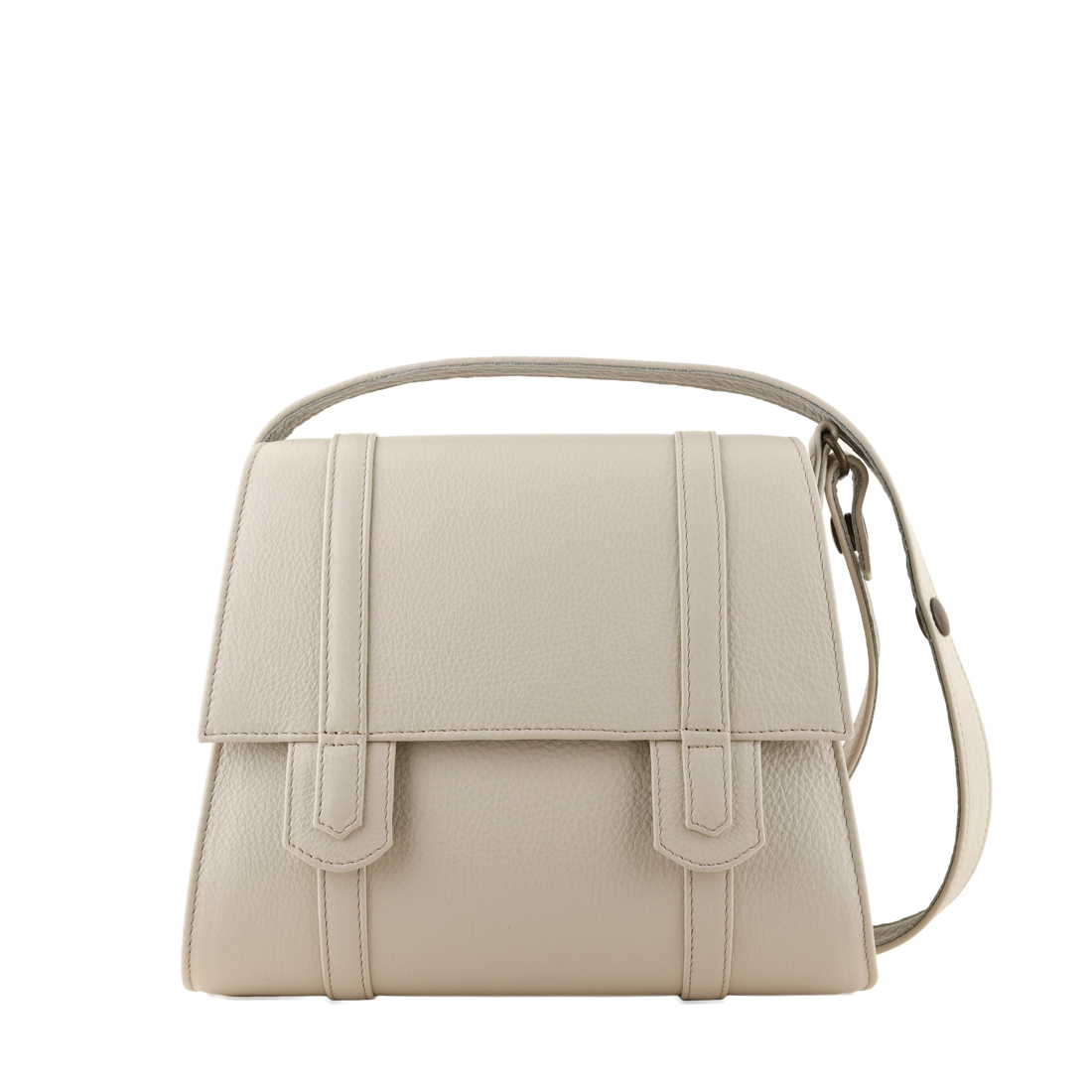 Chloe Ivory Across Body Leather Bag