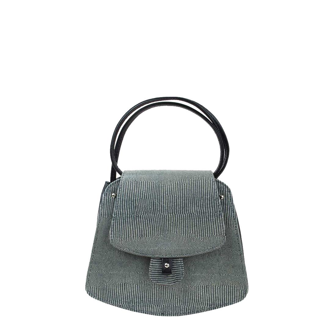 Clara Courmayeur Leather Shoulder Bag