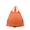 Daliya Burnt Orange Leather Backpack
