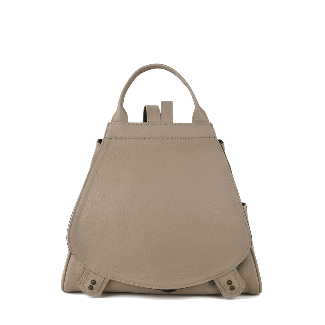 Daliya Lino Leather Backpack