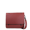 Elsa Red Leather Across Body Bag