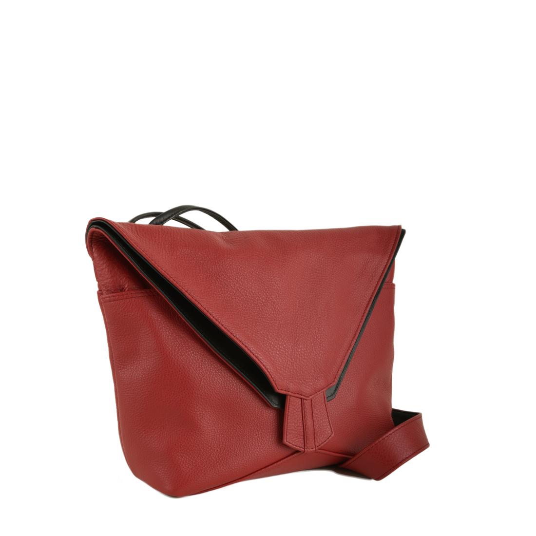 Emma Red Across Body Bag