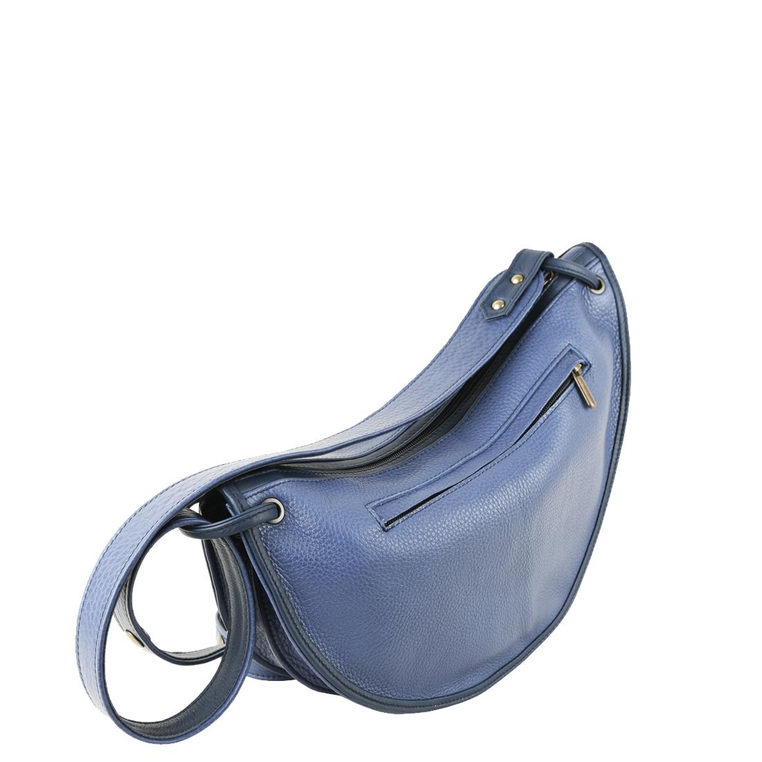 Jasmine Chalk Blue Across Body Bag