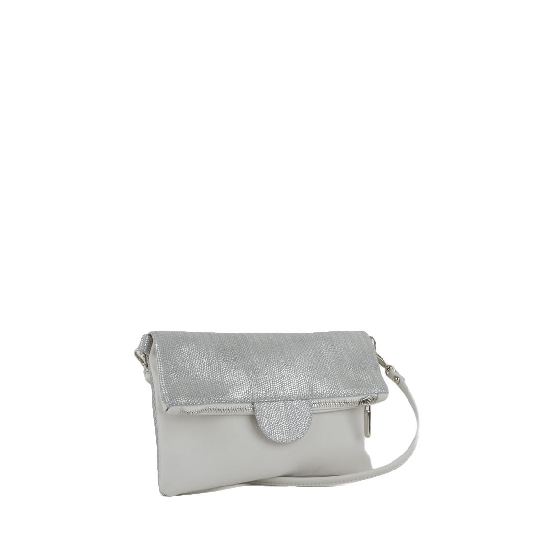 Lilly Eel Print Across Body Bag