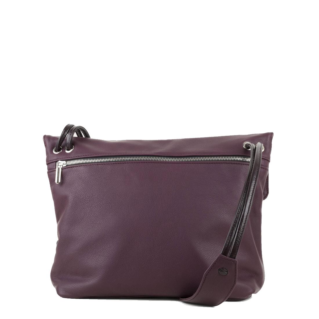 Lindsay Plum Across Body Bag