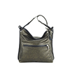 Maria Green Lizard Leather Shoulder Bag