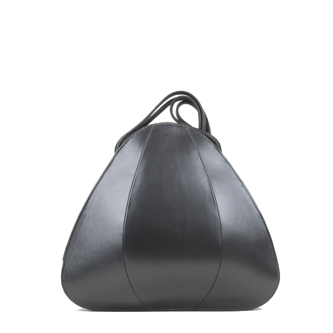Petal Anthracite Pearl Shoulder Bag