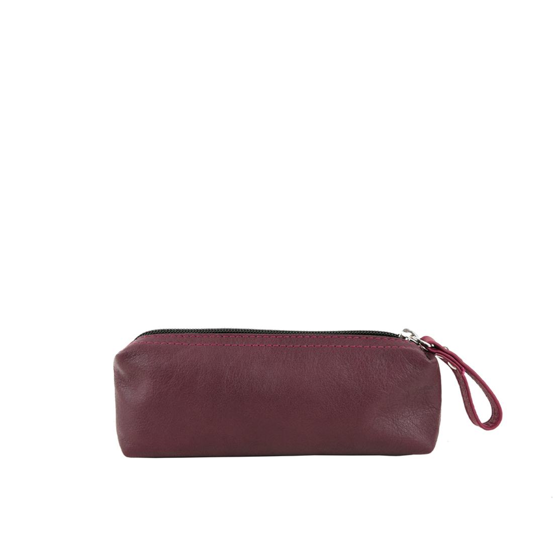 Make Up Bag In Magenta