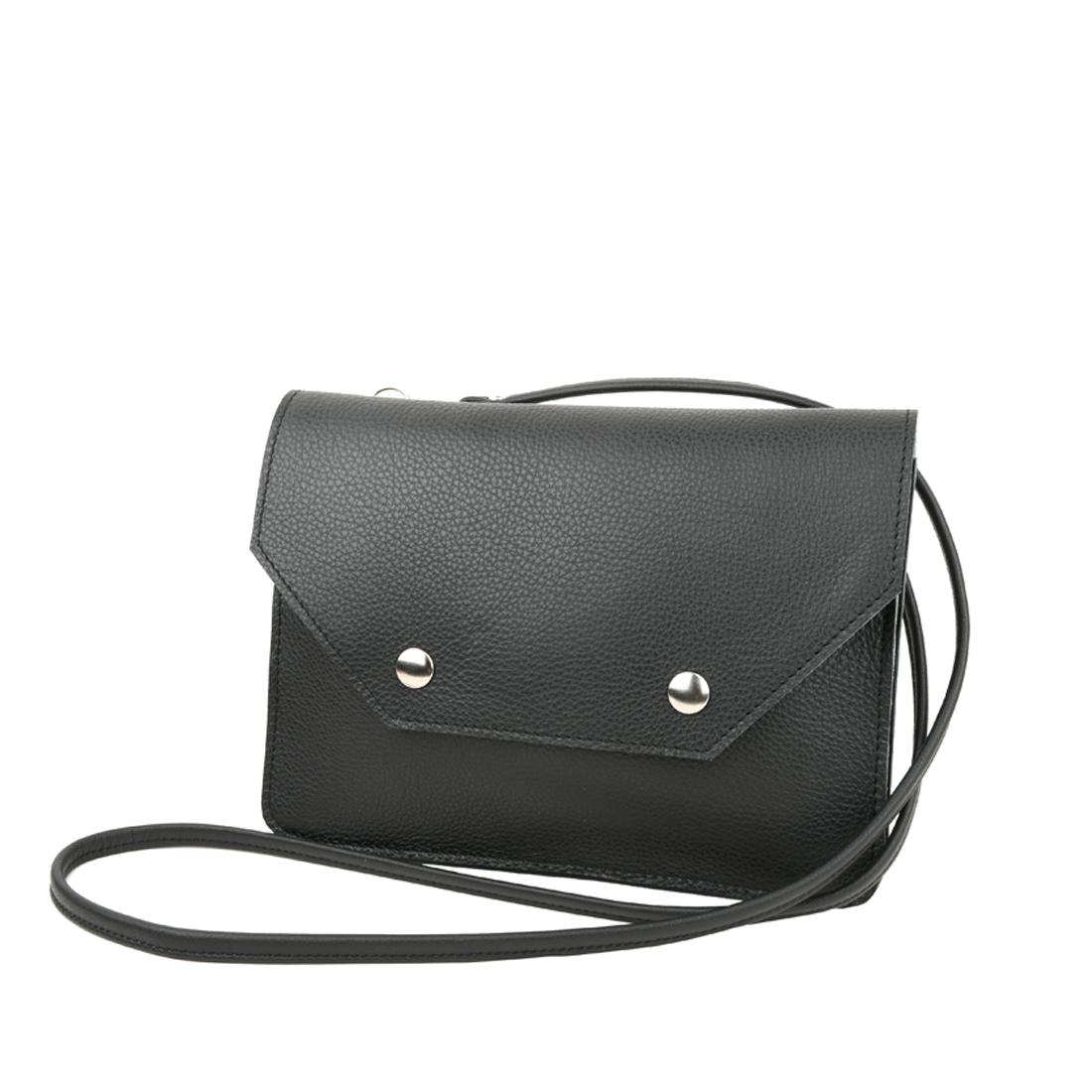 Zara Black Across Body Bag
