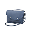 Zara Chalk Blue Across Body Bag
