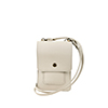 Zoe ivory phone pouche